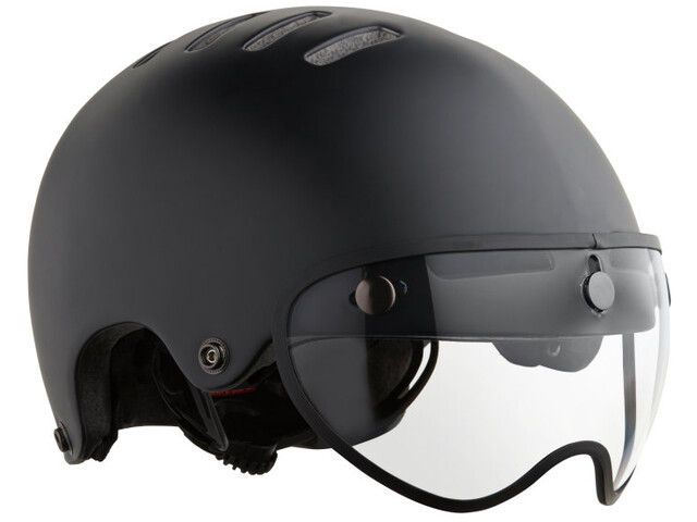 Lazer Armor Pin Helmet matte black